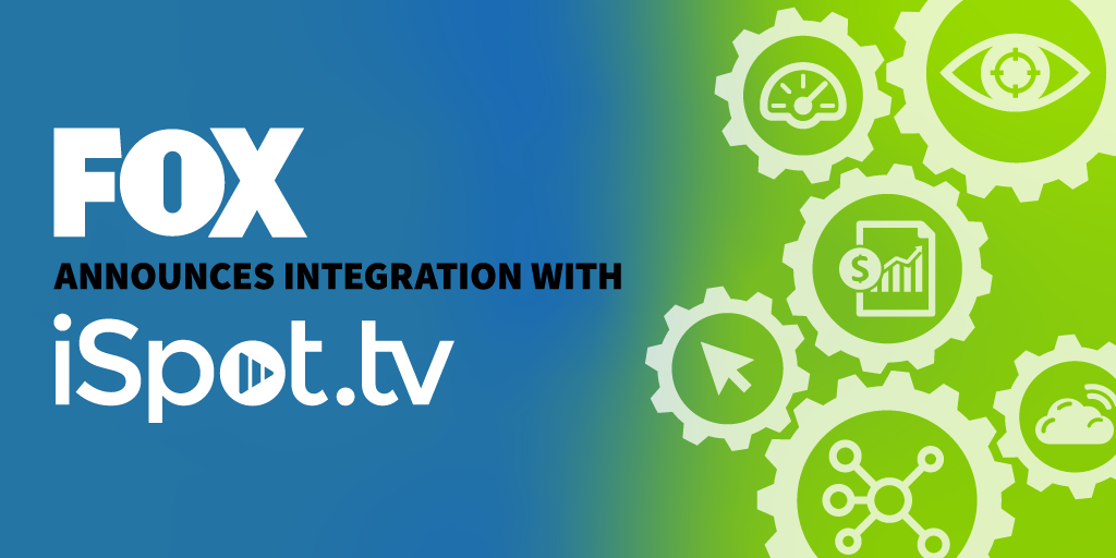 FOX Announces Integration with iSpot.tv