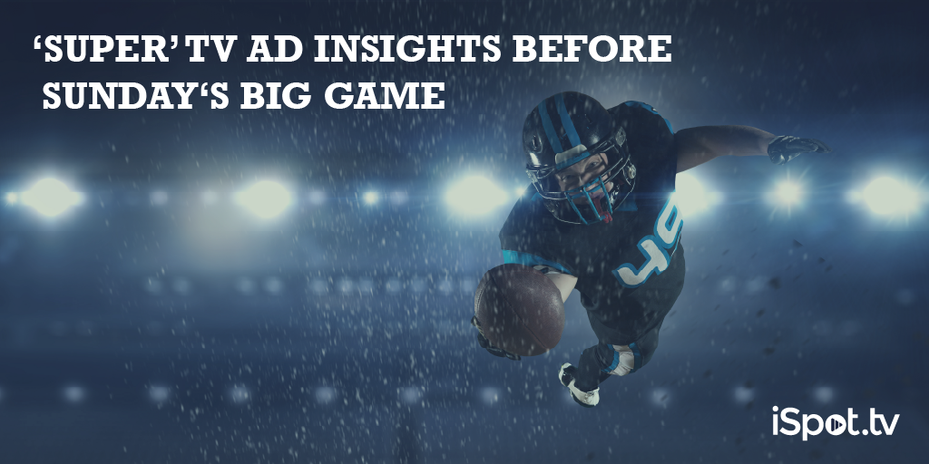 'Super' TV Ad Insights Before Sunday's Big Game
