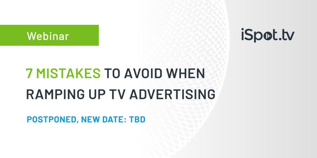 7 Mistakes to Avoid When Ramping Up TV Advertising