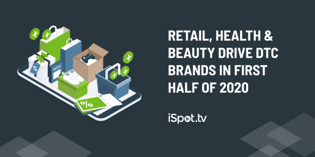 Retail, Health & Beauty Drive DTC Brands in First Half of 2020