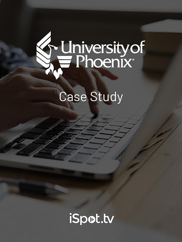 University of Phoenix Case Study