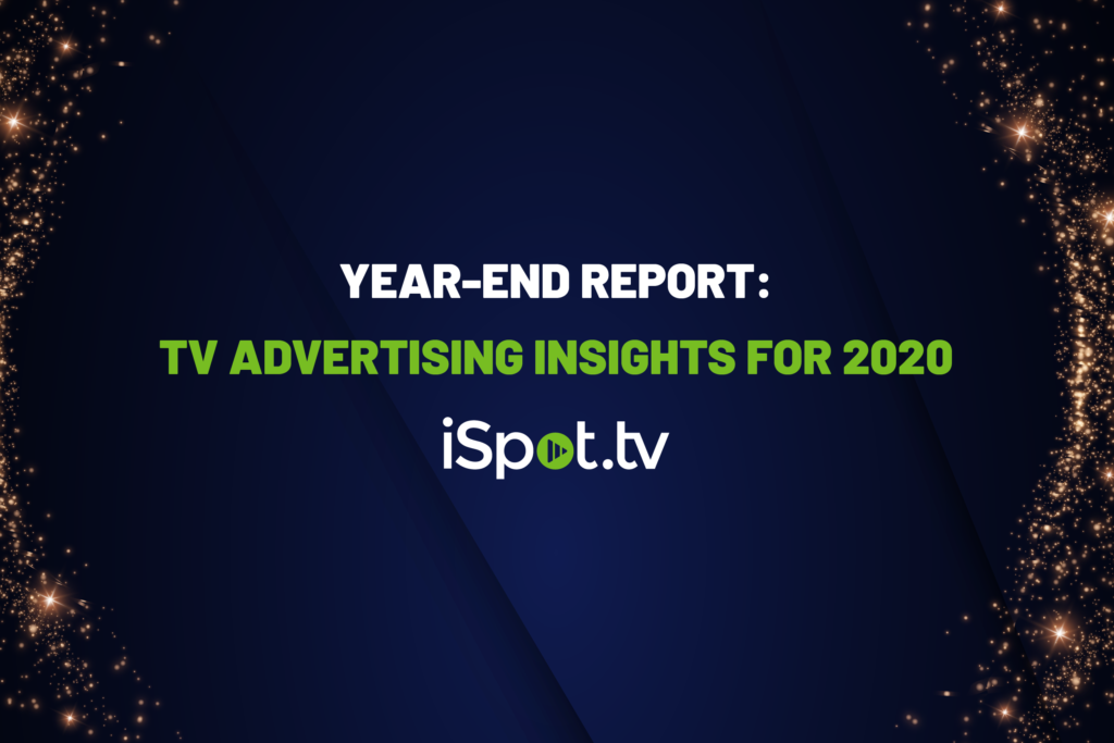 Year-End Report: TV Advertising Insights for 2020