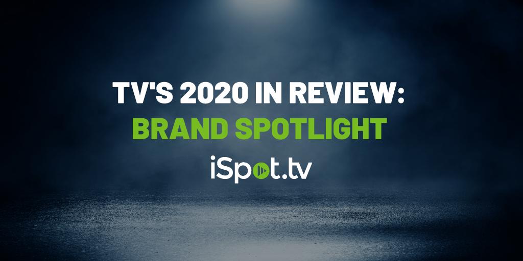 TV's 2020 in Review: Brand Spotlight
