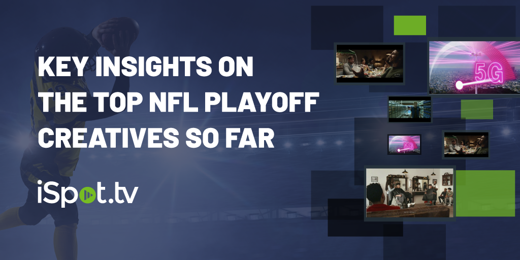 Key Insights on the Top NFL Playoff Creatives So Far