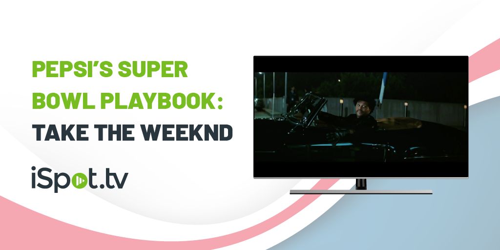 Pepsi's Super Bowl Playbook: Take The Weeknd